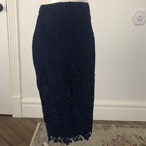 🌸Liz Claiborne Lace Skirt